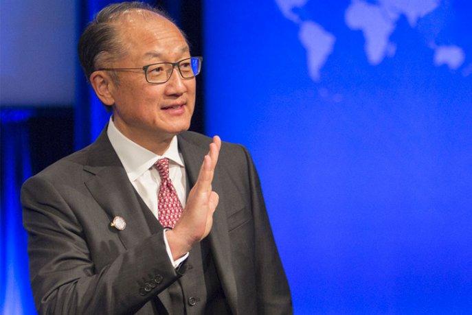 Le président de la banque mondiale démissionne