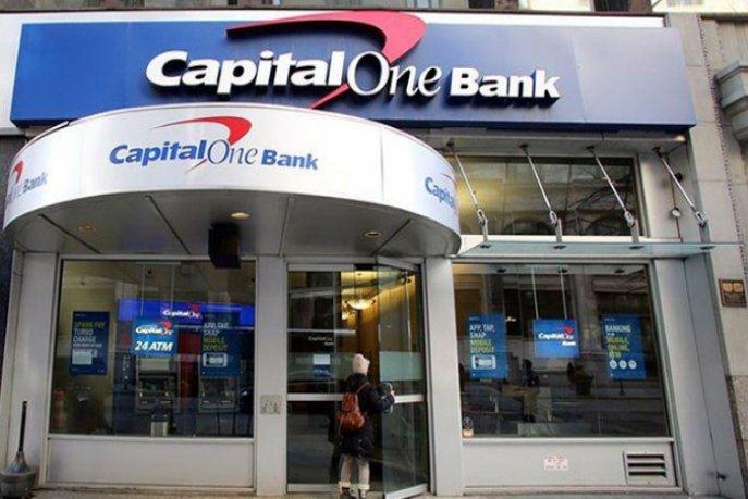 Capital One a été victime d'une fuite massive de données