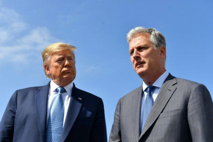 Donald Trump nomme un nouveau conseiller à la sécurité nationale — Etats-Unis