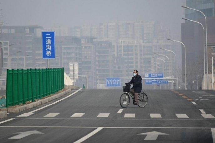 Les émissions chinoises de CO2 en chute libre — Coronavirus