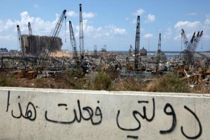 Liban : Macron
