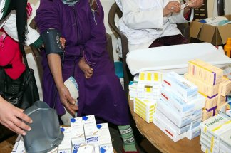 rabat:-300-beneficiaires-d-une-campagne-medicale-d'ophtalmologie